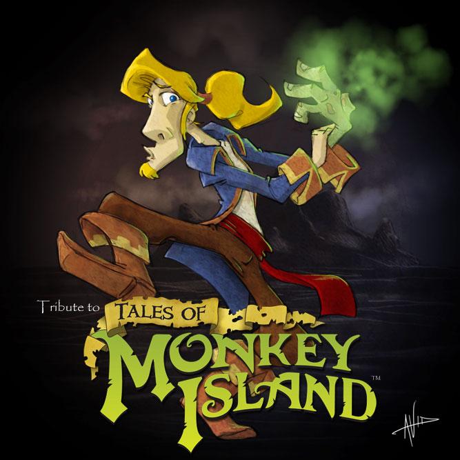 Enigmes Monkey Island