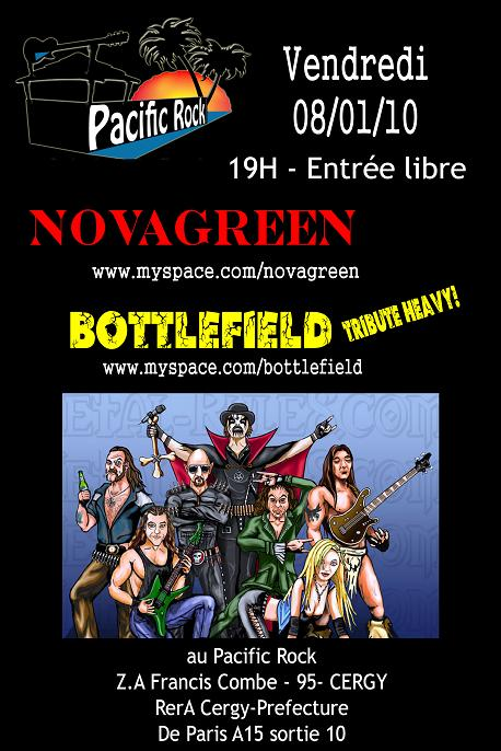 Bottlefield @ Cergy