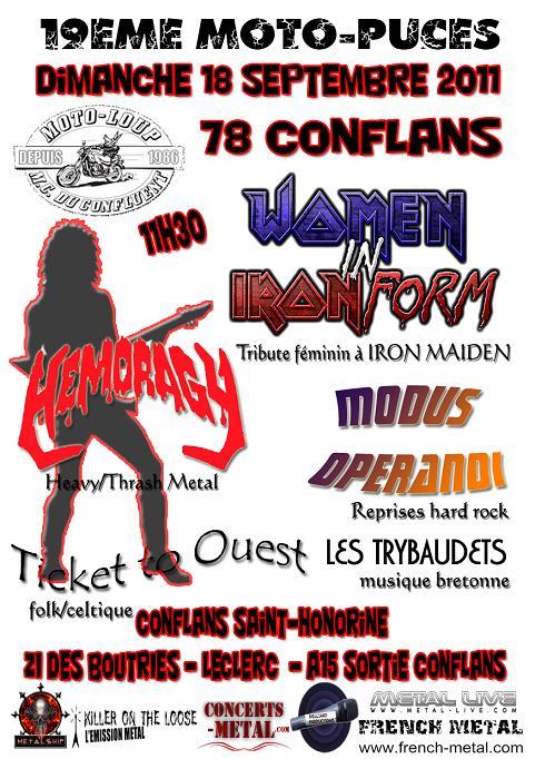 Festival Motopuces @ Conflans-Sainte-Honorine
