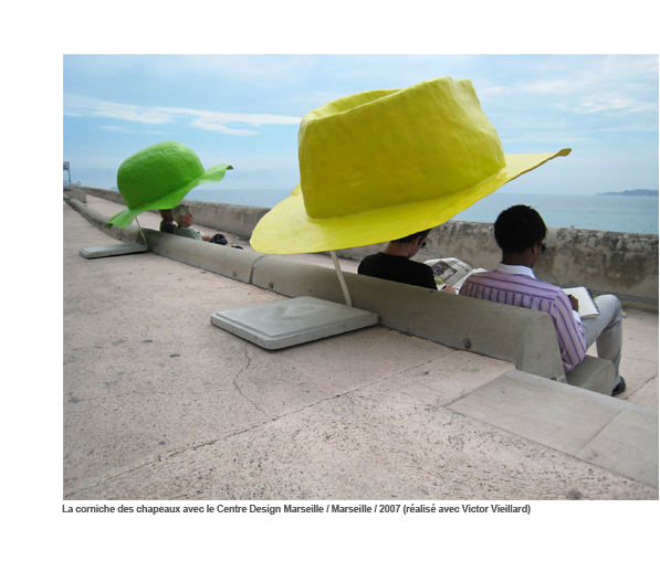 6benedetto Городской дизайн от Benedetto Bufalino. Веселые работы. gorodskoy dizayn