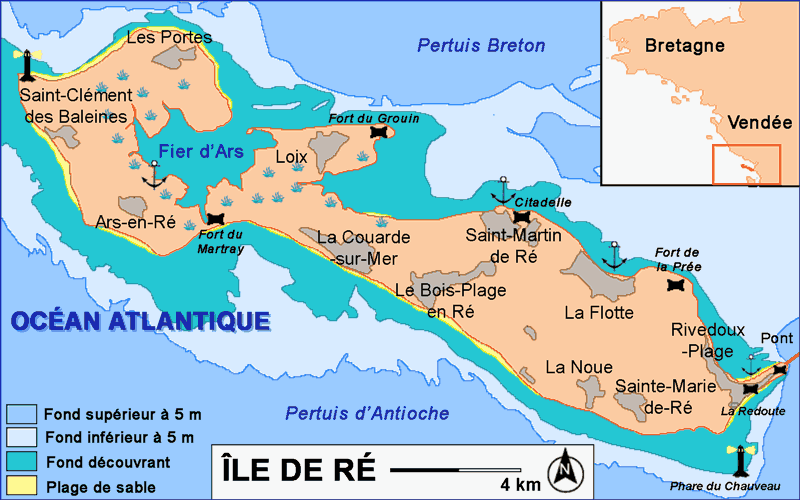 saint-martin-de-re-carte-de-france