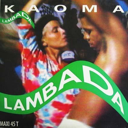 Lyrics for lambada