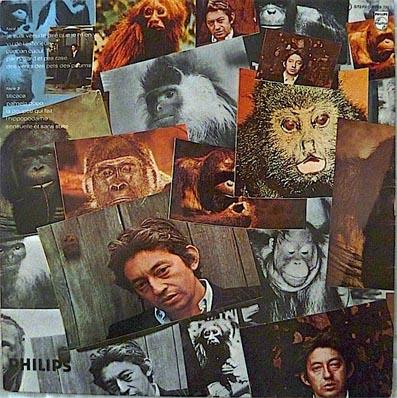 Disques albums vinyles ferre gainsbourg for Gainsbourg vu de l exterieur