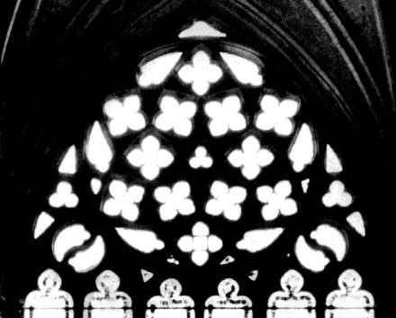 14 me amiens chapelle du cardinal de la grange for Fenetre a cardinal