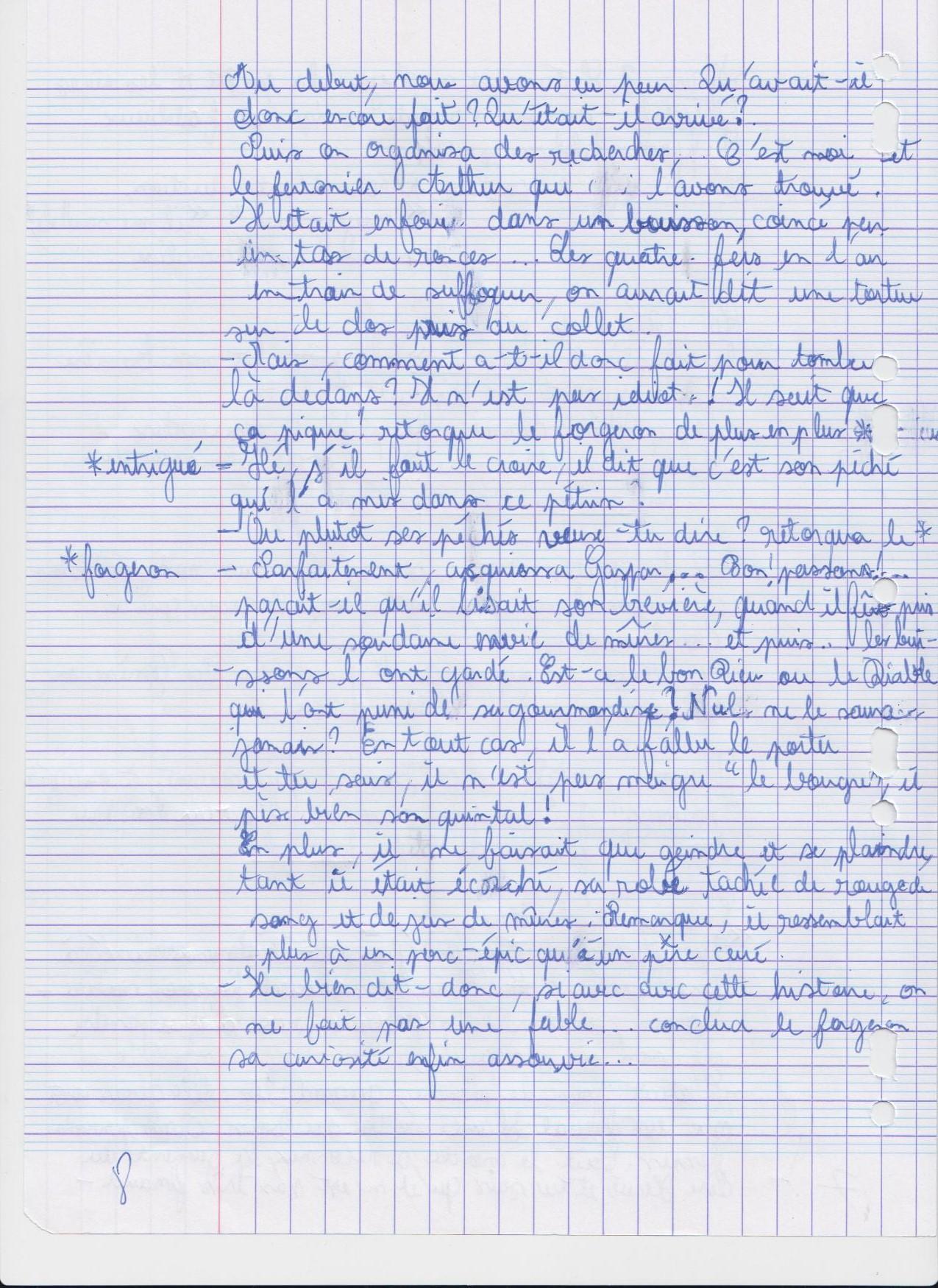 redaction roman de renart