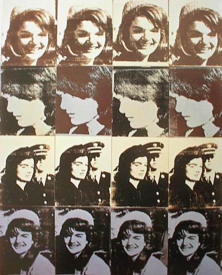 Jackie Kennedy Warhol