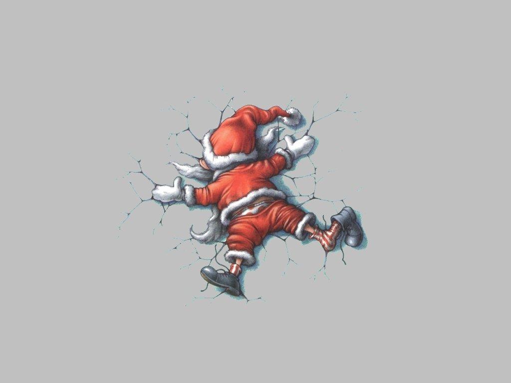 ... et Tinseltown . Sinon, il a lui aussi son fond d'écran de Noël