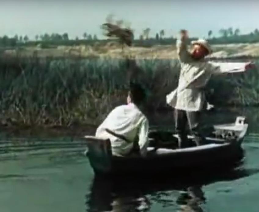Extrait du film Doroga Zvezdam