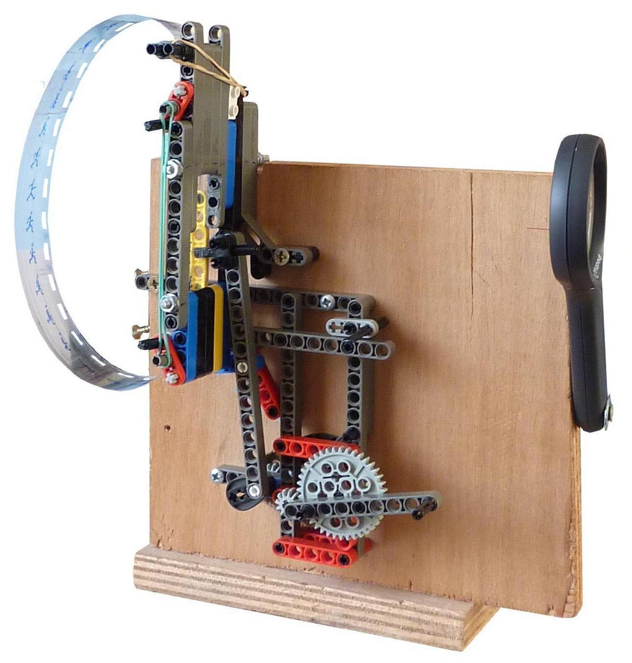 projecteur lego. Black Bedroom Furniture Sets. Home Design Ideas