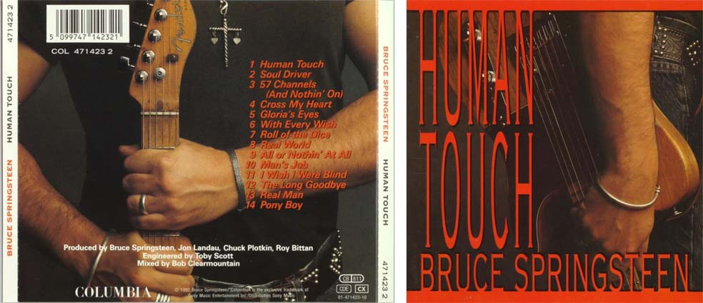 Bruce Springsteen I Wish I Were Blind Bruce Springsteen I