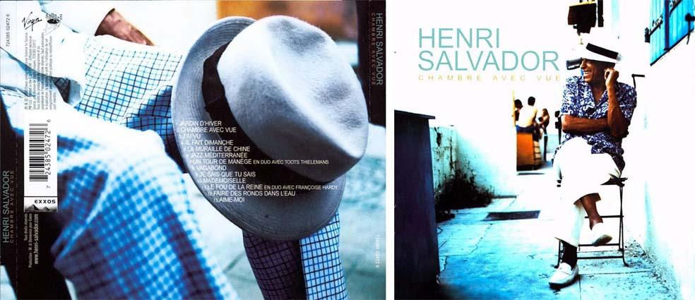 Albums cd fran ais - Henri salvador chambre avec vue ...
