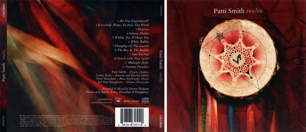 Patti Smith Twelve
