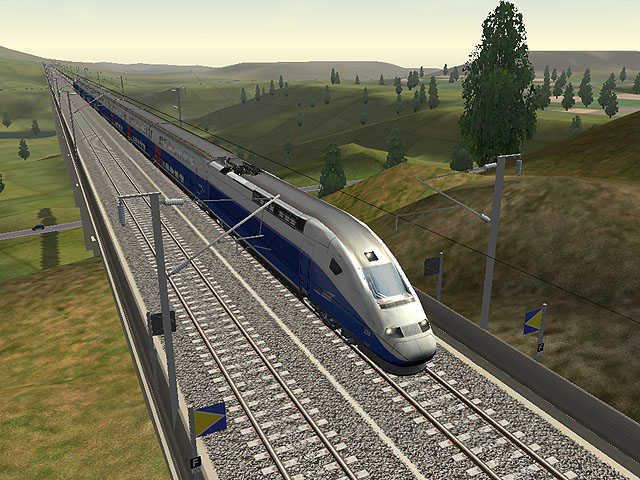 Pc Descargar Ms Train Simulator Simulador De Trenes