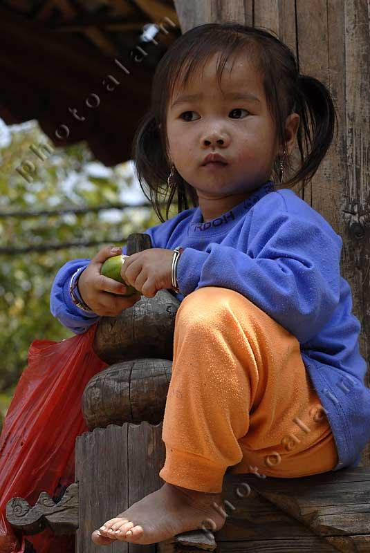 portrait denfants chinois