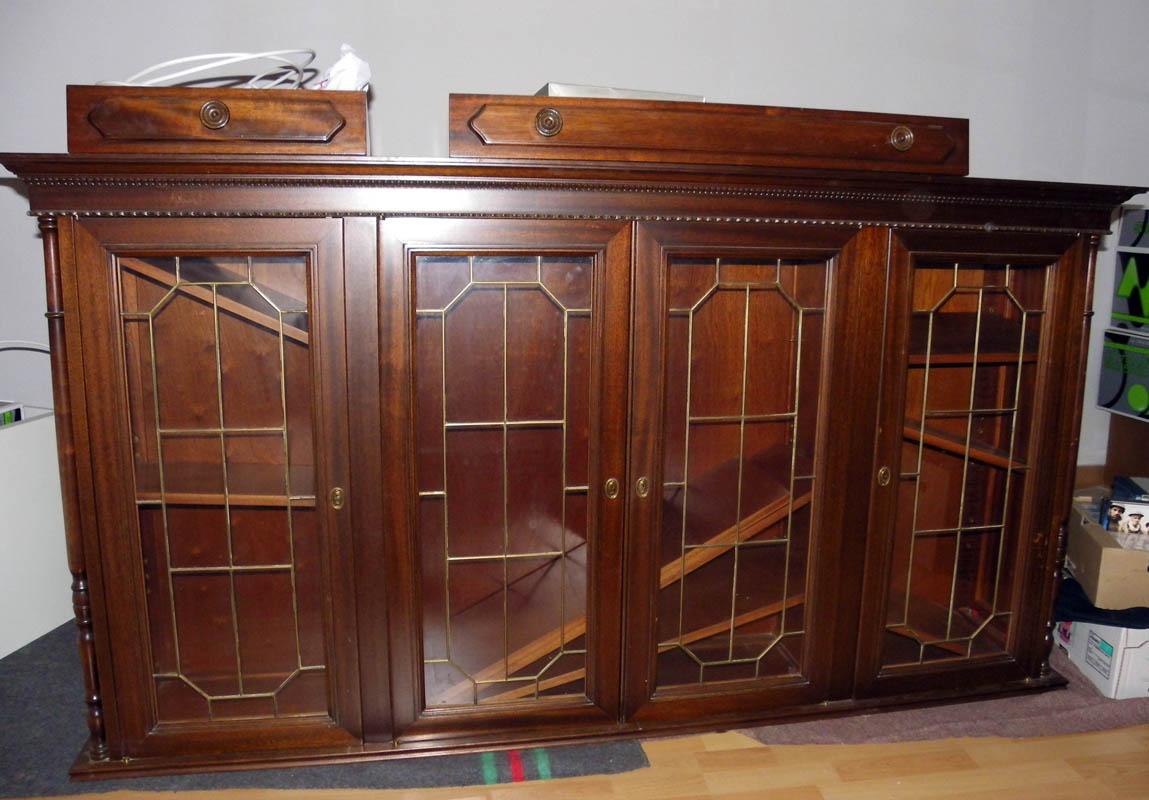 S jour rose r novation de meubles anciens for Deco sejour ancien