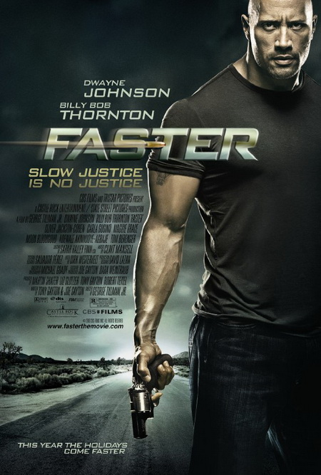 [US/MF] Faster (2010) DVDRip XviD-ARROW [Sub En] Faster_cover