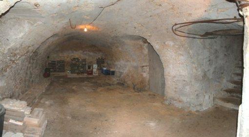 Une deuxi me cave vo t e de 65 m grande comme un terrain de p tanque 13x5 - Conservation du vin rouge ...