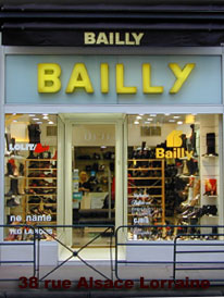bailly chausseur