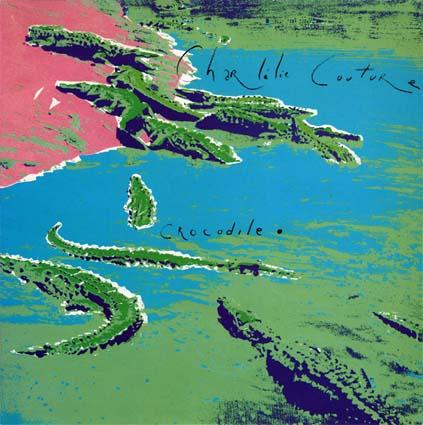 Charlelie COUTURE crocodile