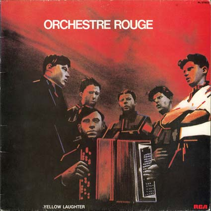 Orchestre Rouge Soon Come Violence Kazettlers Zeks
