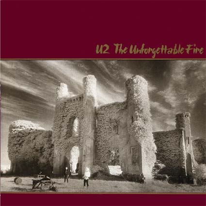 U2 The Unforgetable Fire