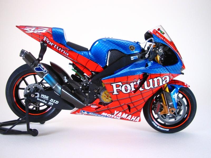Whatcha buildin world motorsport gb - Spider man moto ...