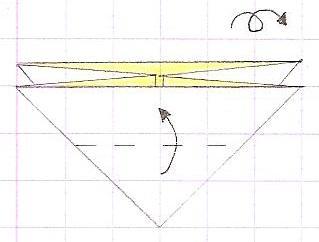 Commencez par la base triangle.
