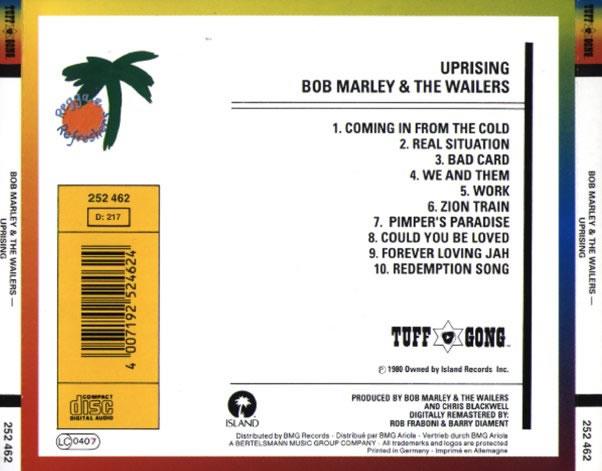 Bob Marley & The Wailers - In The Beginning
