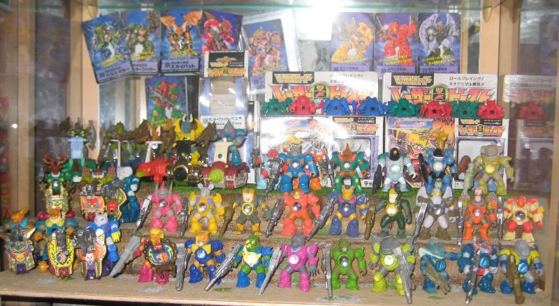 Tout sur les DRAGONAUTES - Laser Beast - Transformers Drago