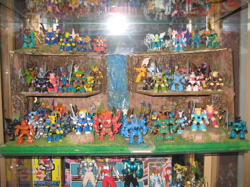 Tout sur les DRAGONAUTES - Laser Beast - Transformers Drago2