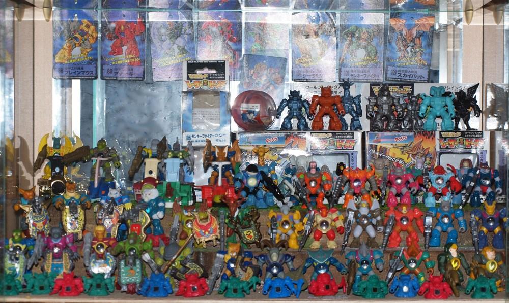 Tout sur les DRAGONAUTES - Laser Beast - Transformers Lb